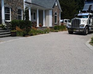 Tar and Chip Paving in NJ